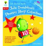 Get Started with Julia Donaldson's Phonics Story Collection, anglické knihy