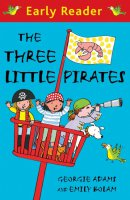 The Three Little Pirates anglická kniha