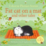 Fat Cat on a Mat and other stories, anglická kniha s CD