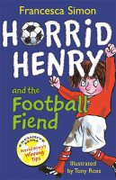 Horrid Henry and the Football Fiend, anglická kniha
