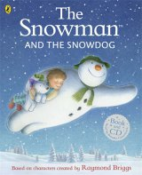 The Snowman and the Snowdog, anglická kniha s CD