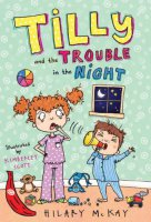 Tilly and the Trouble in the Night, anglická kniha
