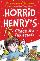 Horrid Henry's Cracking Christmas, anglická kniha