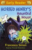 Horrid Henry's Haunted House, anglická kniha s CD