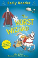 The Worst Wizard (Harry2), anglická kniha