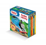 Thomas & Friends: Pocket Library, anglická kniha