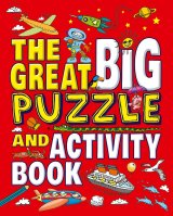 The Great Big Puzzle and Activity Book, anglická kniha