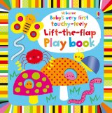Baby's very first touchy-feely lift-the-flap play book, anglická kniha