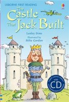 The Castle That Jack Built, anglická kniha s CD