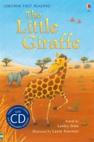 The Little Giraffe, anglická kniha s CD