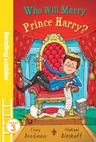 Who Will Marry Prince Harry?, anglická kniha