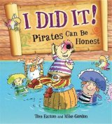 I Did It!: Pirates Can Be Honest, anglická kniha