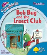 Bob Bug and the Insect Club, anglická kniha