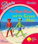 The Red Man and the Green Man, anglická kniha
