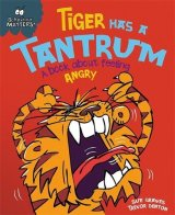 Tiger Has a Tantrum - A book about feeling angry, anglická kniha