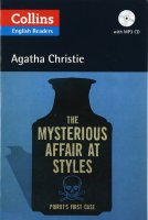 The Mysterious Affair at Styles, anglická kniha