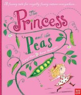 The Princess and the Peas, anglická kniha