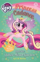 Princess Cadance and the Glitter Heart Garden, anglická kniha