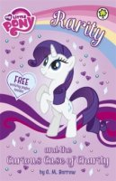Rarity and the Curious Case of Charity, anglická kniha