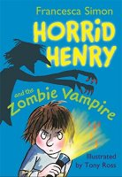 Horrid Henry and the Zombie Vampire, anglická kniha