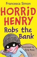 Horrid Henry Robs the Bank, anglická kniha