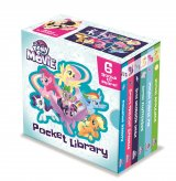 My Little Pony Movie: Pocket Library, anglická kniha - leporelo