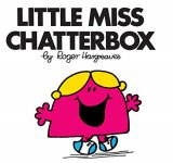 Little Miss Chatterbox, anglická kniha