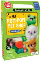My Pom-Pom Pet Shop, activity box