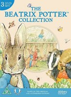 The Beatrix Potter Collection- The World Of Peter Rabbit & Friends, DVD