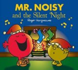 Mr. Men and the Silent Night, anglická kniha