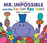 Mr. Impossible and the Easter Egg Hunt, anglická kniha