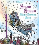The Snow Queen Magic Painting Book, omaľovánka