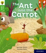 The Ant and the Carrot, anglická kniha