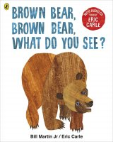 Brown Bear, Brown Bear, What Do You See?, anglická kniha s CD
