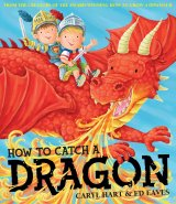 How To Catch a Dragon, anglická kniha