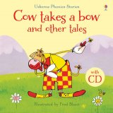 Cow Takes a Bow and Other Tales, anglická kniha s CD
