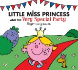 Little Miss Princess and the Very Special Party, anglická kniha
