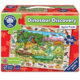 Dinosaur Discovery, puzzle