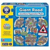 Giant Road - Junctions Expansion Pack, puzzle