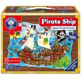 Pirate Ship, puzzle