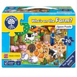 Who's on the Farm, puzzle
