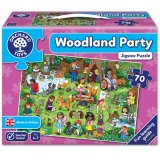 Woodland Party, puzzle