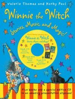 Winnie and Wilbur: Stories, Music, and Magic!, anglická kniha s CD