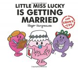 Little Miss Lucky is Getting Married, anglická kniha