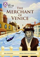 The Merchant of Venice (level 16), anglická kniha