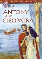 Antony and Cleopatra (level 17), anglická kniha