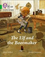 The Elf and the Bootmaker L5, anglická kniha