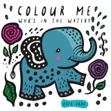 Colour Me: Who's in the Water?, knižka do vane