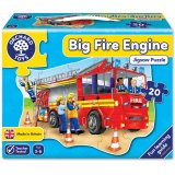 Big Fire Engine, puzzle