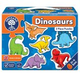 Dinosaurs, puzzle